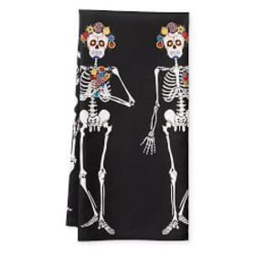 Day of the Dead Towels, Set of 2