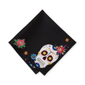 Day of the Dead Napkins, Set of 4