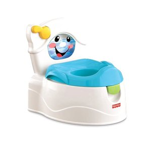 Fisher-Price Learn-to-Flush Potty, Plastic By Fish