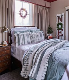 Southern Living Simplicity Becky Matelasse Quilt