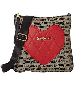Juicy Couture Heartbreaker Large Crossbody