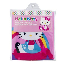 Hello Kitty Window Valance, 1.0 CT