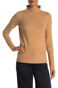 French Connection Mock Neck Pullover Sweater