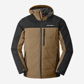 Men's Mountain Ops Down Hooded Jacket