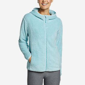 Women's Quest Plush Full-Zip Hoodie