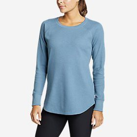 Women's Myriad Thermal Raglan Crew