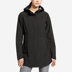 Women's Cloud Cap Stretch Parka