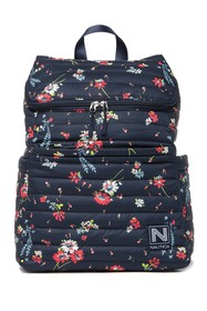 Nautica Working Tidal Quilted Backpack