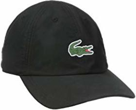 Lacoste Sport Polyester Cap with Green Croc