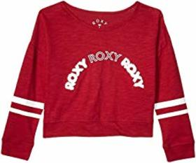 Roxy Kids Deep Water Long Sleeve T-Shirt (Little K