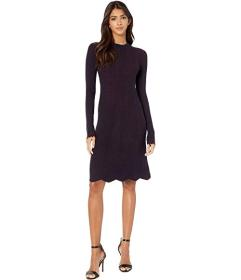 See by Chloe Patterned Contrast Dress