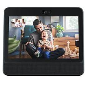 """Facebook Portal 10.1"""" Smart Display with Alexa and"""