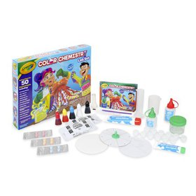 Crayola Color Chemistry Set for Kids, Gift for Age