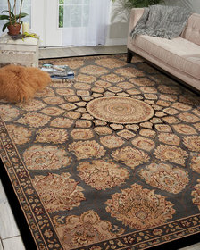 NourCouture Mosaic Hand-Tufted Rug 4' x 6'