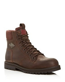 G-STAR RAW - Men's Premium Powell Leather Boots