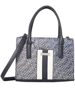 Nautica Lakeside Jacquard Sandy Satchel