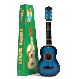 21 Inches 6 Strings Mini Guitar Musical Instrument