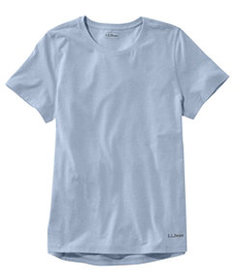 LL Bean Women's No Fly Zone Field Tee, Short-Sleev