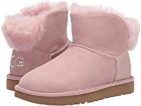 UGG UGG - Classic Bling Mini. Color Pink Crystal.