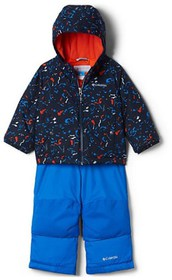 Columbia Frosty Slope Snowsuit Set - Toddlers'