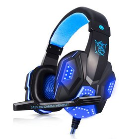 PLEXTONE Adjustable Gaming Headset for PS4 Xbox ,