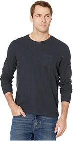 Lucky Brand French Rib Thermal Crew Top