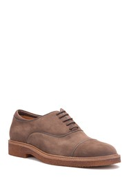 Vintage Foundry Lester Suede Cap Toe Oxford