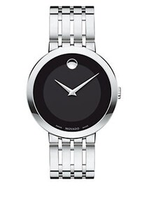 Movado Esperanza Stainless Steel Bracelet Watch SI