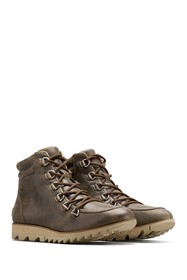 Sorel Harlow Waterproof Lace-Up Boot