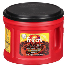 Folgers Coffee Gourmet Supreme
