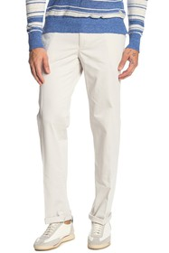 Brax Kapok Pima Twill Regular Fit Chino Pants