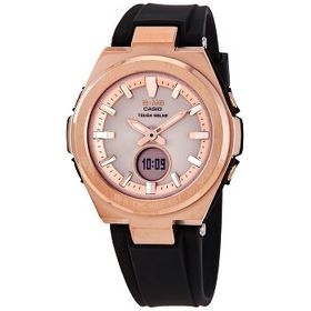 CasioBaby-G G-MS Perpetual Alarm World Time Chrono