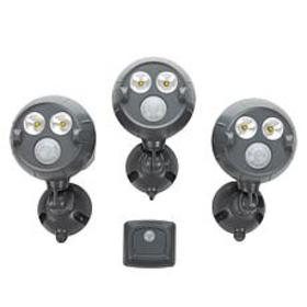 Mr. Beams UltraBright NetBright Spotlight 3-pk w/
