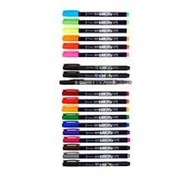 """As Is"" Tombow Fudenosuke Bright Colors Bundle"