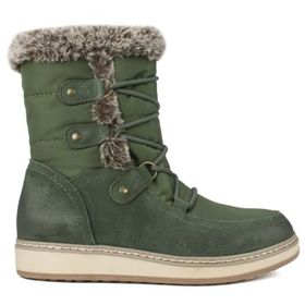 White Mountain Women's Tansley Lace Up Winter Boot
