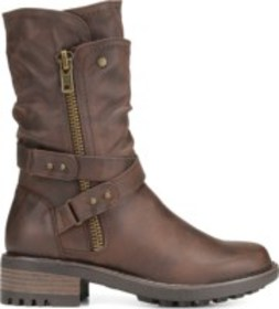 CARLOS BY CARLOS SANTANA Women's Sawyer Moto Boot