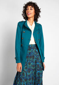 ModCloth ModCloth Full Authority Knit Military Jac