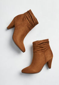 Rules? What Rules? Ankle Boot Brown
