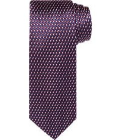 Jos Bank Reserve Collection Geometric Weave Tie CL