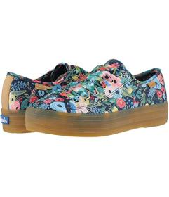 Keds Keds x Rifle Paper Co. - Triple Kick Garden P