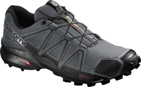 Salomon Speedcross 4 Trail-Running Shoes - Men's