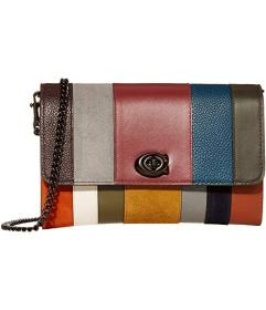 COACH All Over Patchwork Stripes Marlow