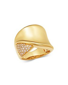 Bloomingdale's - Champagne Diamond Statement Ring