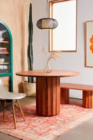 Ansel Drum Dining Table