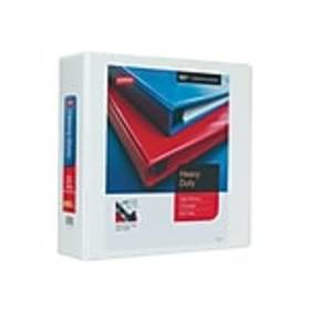 Staples Heavy Duty 3 3-Ring View Binder with D-Rin
