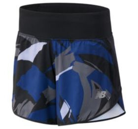 New balance Women's 5 Inch Printed Impact Short