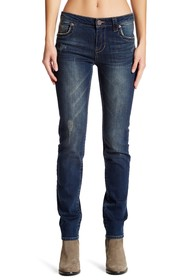 KUT from the Kloth Stevie Straight Leg Jeans
