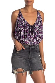 Free People Daisy Babe Tank Top