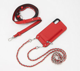 HERA Crossbody iPhone X Case with Extra Strap - A3