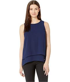 MICHAEL Michael Kors Sleeveless Cut Out Top